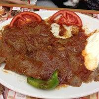 Photo taken at Bursa Kebap Evi by Serhat O. on 11/25/2012