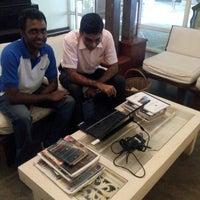 Photo taken at Plantation Hotel - Kitulgala by Gayan A. on 8/20/2013