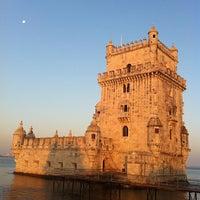 Photo taken at Belém Tower by lecastel on 6/26/2013