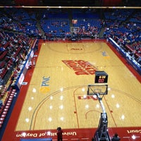Photo taken at UD Arena by Brian M. on 12/19/2012