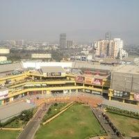 Photo taken at Inorbit Mall by Sambit S. on 3/29/2013
