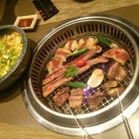 Photo taken at SumoBBQ by Phuong T. on 7/3/2015