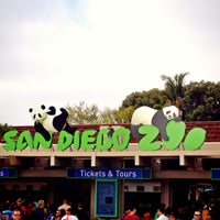Photo taken at San Diego Zoo by James N. on 3/30/2013