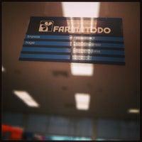 Photo taken at Farmatodo (El Rosal Sur) by Carlos R. on 4/24/2013
