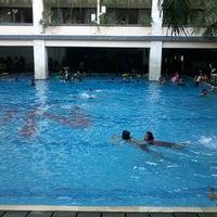 Photo taken at Nirmala Swimming Pool by GungAgung N. on 9/14/2013