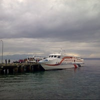 Photo taken at Pelabuhan Tulehu by Asrul B. on 2/6/2013