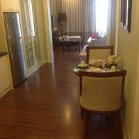 Photo taken at Rongratana Executive Residence by Alexandra S. on 2/13/2014