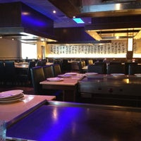 Photo taken at Kobe Ninja House Japanese Grill by Chelsea H. on 1/16/2013