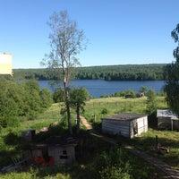Photo taken at Пидьма by Сергей Г. on 6/21/2013