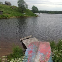 Photo taken at Пидьма by Сергей Г. on 6/14/2013