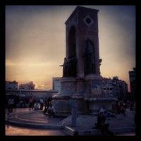 7/26/2013 tarihinde Şirin Ç.ziyaretçi tarafından Taksim Meydanı'de çekilen fotoğraf