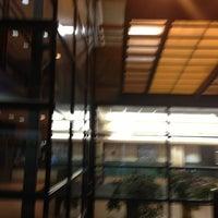 Photo taken at Logan Airport Employee Parking Garage by Kerby B. on 1/12/2013