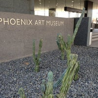 Photo taken at Phoenix Art Museum by Karin D. on 2/2/2013