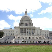 Photo taken at United States Capitol by Harjit on 4/22/2013
