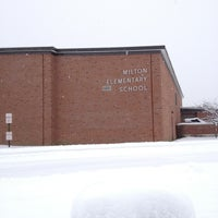 Photo taken at Milton Elementary School by Harjit on 2/8/2013