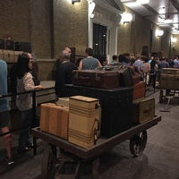 Photo taken at King's Cross Station by Harjit on 9/29/2017