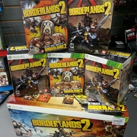 Photo taken at GameStop by Jason M. on 9/18/2012