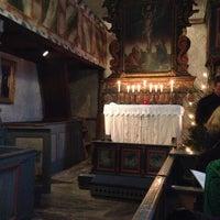 Foto diambil di Åre gamla kyrka oleh Lars-Erik N. pada 1/11/2014