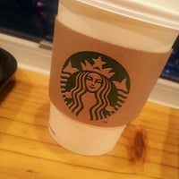 Photo taken at Starbucks by JinYoung K. on 1/30/2013