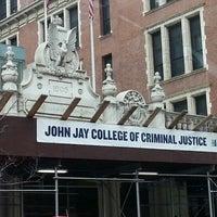 Das Foto wurde bei John Jay College of Criminal Justice von Abdul S. am 1/21/2013 aufgenommen