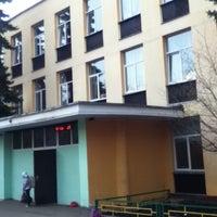 Photo taken at Школа № 113 by Denis O. on 4/26/2013