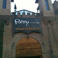 Photo taken at Museo Ripley by Tony on 12/8/2012