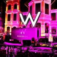 Photo taken at W Bangkok by Scott E. on 12/19/2012