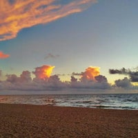 Photo taken at Fort Lauderdale Beach by Scott E. on 10/4/2012