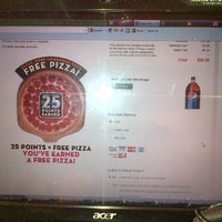 Photo taken at Papa Johns Pizza by Larry S. on 2/24/2013
