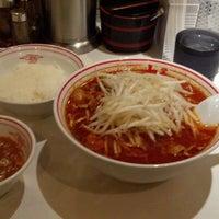 Photo taken at Mouko Tanmen Nakamoto by Shin Y. on 10/23/2012