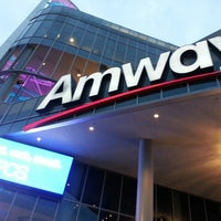 Photo taken at Amway Center by Rebecca T. on 2/25/2013