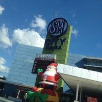 Photo taken at SM City Naga by Ben S. on 12/2/2012