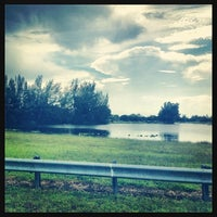Photo taken at Markham Park by Gabriela on 7/29/2013
