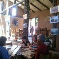 Photo taken at El Durmiente Elquino by Israel G. on 11/2/2012
