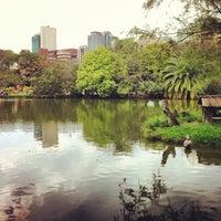 Foto tirada no(a) Parque Moinhos de Vento (Parcão) por Natália L. em 10/6/2012