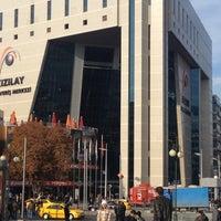 11/29/2012 tarihinde Adnan A.ziyaretçi tarafından Kızılay AVM'de çekilen fotoğraf