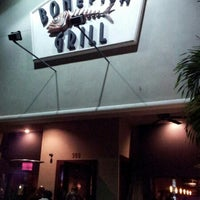 Photo taken at Bonefish Grill by Lazar T. on 12/23/2012