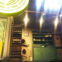 Photo taken at Bread Factory - Kowdiar by Kiran V. on 3/1/2013
