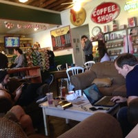Photo taken at Bean Town Coffee House & Bakery by Babette C. on 1/15/2014
