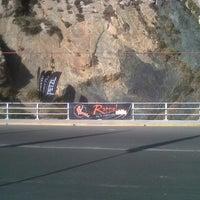 Photo taken at Puente Los Piqueros by Roberto C. on 2/16/2013