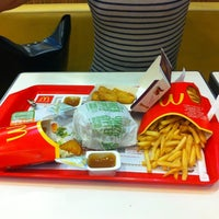 Photo taken at McDonald's by Айрат on 9/29/2012
