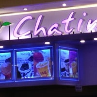 Photo taken at Chatime by Johanes H. on 2/23/2013
