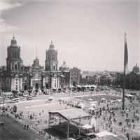 Foto tomada en Centro Histórico por Ꮿ ॐ. el 4/7/2013