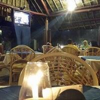 Photo taken at Nyali Beach Holiday Resort by Michael J. W. on 8/10/2014