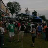 Photo taken at Frontier Days by Doug P. on 7/7/2014