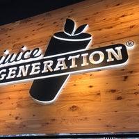 11/8/2017 tarihinde Juan C.ziyaretçi tarafından Juice Generation'de çekilen fotoğraf