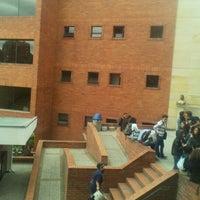 Photo taken at Universidad Manuela Beltrán by David O. on 2/2/2013