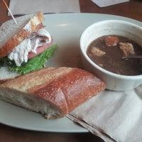 Photo taken at Panera Bread by Lori P. on 9/20/2012