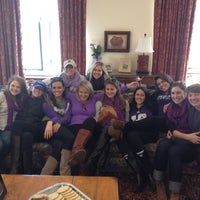 Photo taken at Kappa Alpha Theta by Maggie C. on 10/27/2012
