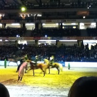 Photo taken at Tallinn International Horse Show by Marleen Emilie V. on 10/7/2012